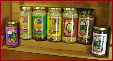 Primo's Gourmet Pickled Veggies
