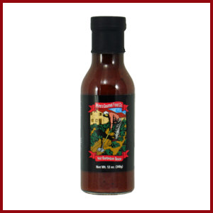 Primo's Hot Barbeque Sauce