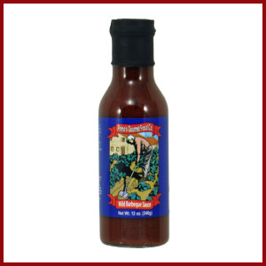 Primo's Mild Barbeque Sauce