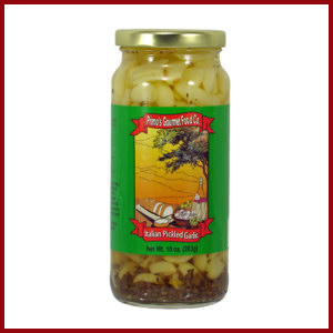 Primo's Italian Pickled Garlic