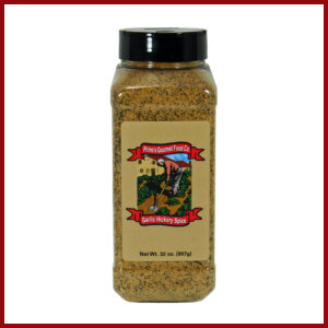 Primo's Garlic Hickory Spice Blend Large