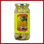 Primo's Spicy Pickled Garlic