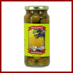 Primo's Lemon Peel Stuffed Olives