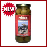 Primo's Pimento Stuffed Olives